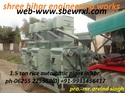 Tractor Model Automatic Rice Plant 1 Ton Per Hour