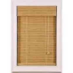 natural bamboo blind