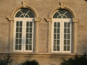 arch upvc windows
