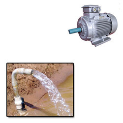 electric motor for water pump
