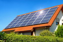 On Grid Solar Rooftop Systems