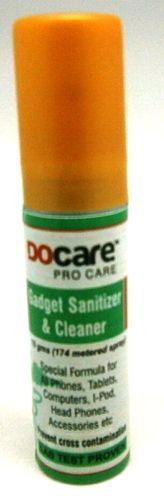 Docare Gadget Sanitizer & Cleaner