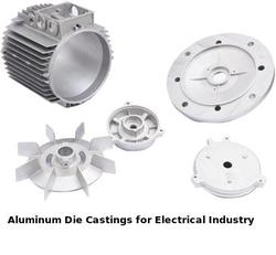 aluminum die castings for electrical industry