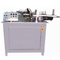 Automatic Ampoule Sticker Labeling Machine