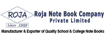Roja Note Book Company Private Limited