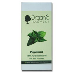 Organic Harvest Peppermint Oil
