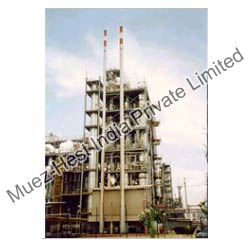 oil and fat hydrogenation plant