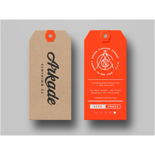 Hang tags clothing hang tag manufacturer from new delhi