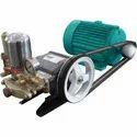 High Pressure Washing Pumps