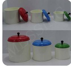 Canisters - Set/3