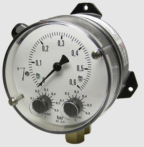 Fischer Ds21 Differential Pressure Switch Ek Engineering