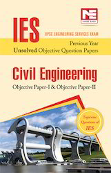 IES Civil Engineering Objective Paper I II