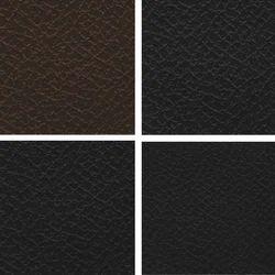 Black Manmade Leather Cloth