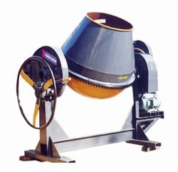 Bed Type Mixers Machines
