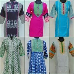 Traditional Cotton Kurtis