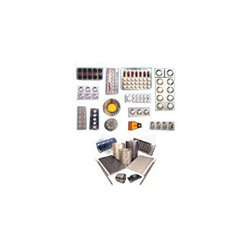blister packing machine parts
