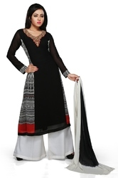 Stylish Indian Pakistani Designer Suits Long Kurti