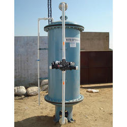 Mild Steel Water Softeners