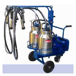 milking machine portable type