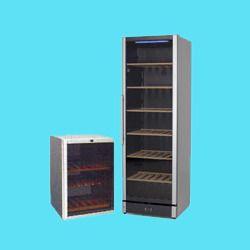 Double Wine Refrigerator