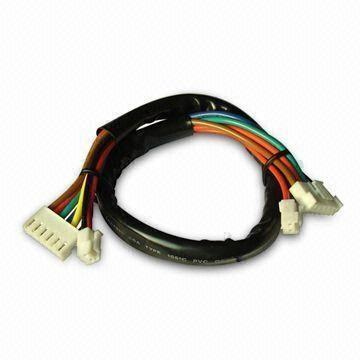 Automobile Wire Harnesses - Auto Electrical Wiring Harness ... on electrical harness, obd0 to obd1 conversion harness, battery harness, pet harness, nakamichi harness, pony harness, radio harness, engine harness, suspension harness, safety harness, cable harness, swing harness, amp bypass harness, dog harness, maxi-seal harness, alpine stereo harness, oxygen sensor extension harness, fall protection harness,