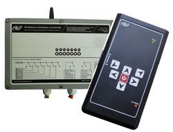radio remote controls for eot cranes