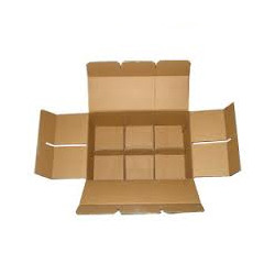 Self Partition Corrugated Boxes