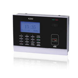 Standalone Time And Attendance System