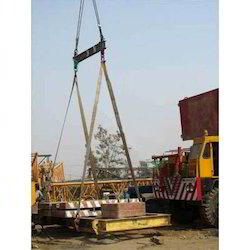 Lifting Beam Load Test