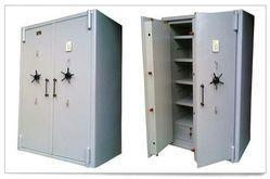 Double Door Fire Resistant Safe