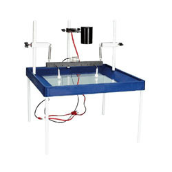 Physics Lab Electrolyte Equipment