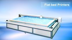 Flatbed Solvent Printer
