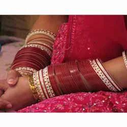 Traditional Wedding Bridal Chura