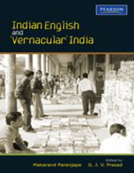 Indian English And Vernacular India Hardcover