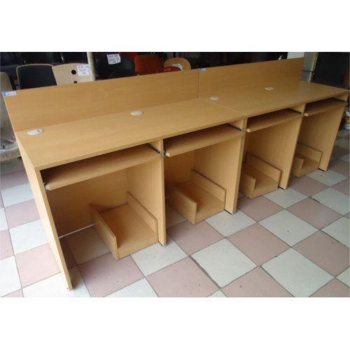 Elegant Computer Lab Furniture   Modular Workstation Large Table Manufacturer From  Nagpur