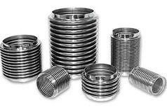 expansion metallic bellows