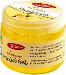 Facial Gel Lemon