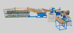 Paper Tube & Core Machine