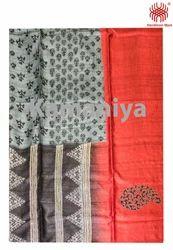 Kantha Stitched Kurti Material