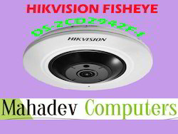 HIKVISION IP FISHEYE 4MP Camera DS-2CD2942F-I