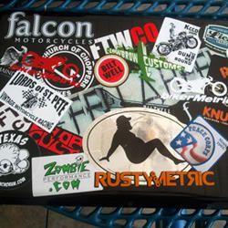 Motorcycle Decal - मोटरसाइकिल डेकल Manufacturers ... Bike Stickers Wordings In Tamil