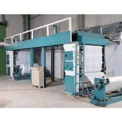 Dry Bond Lamination Machine