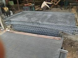 Dambar Mix Plant Screen