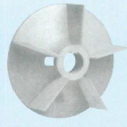 Plastic Fan Suitable For Bharat Bijlee 200 Frame Size 4 pole