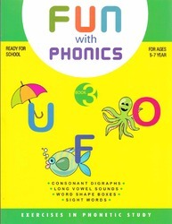 Shree Book Fun Children Books with Phonics-3
