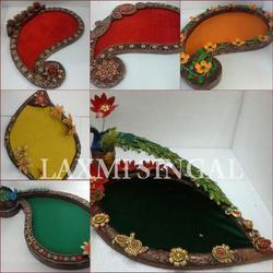 Paper Mache Trays