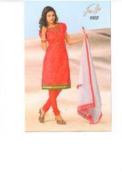 Designer Chanderi Cotton Dress Materials