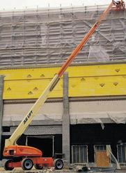 80 Feet Straight Boom Lift Rentals