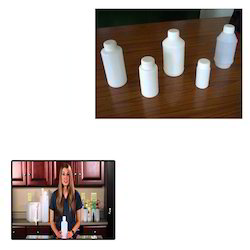 HDPE Round Bottles for Hospitals