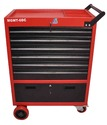 Tool Trolley with 6 Drawer & Cabin